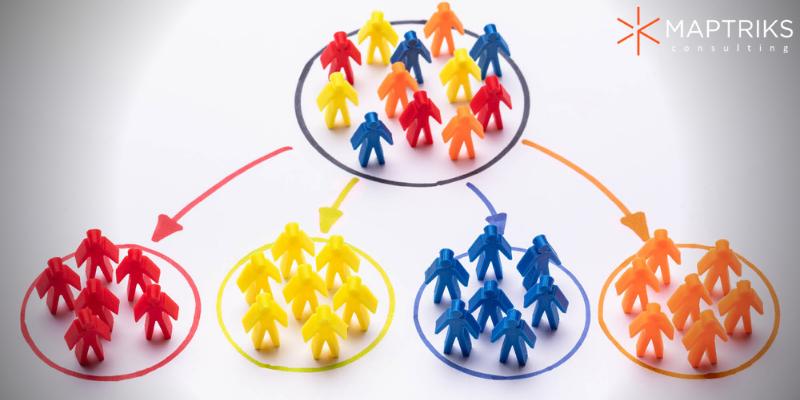 veri odaklı müşteri segmentasyonu